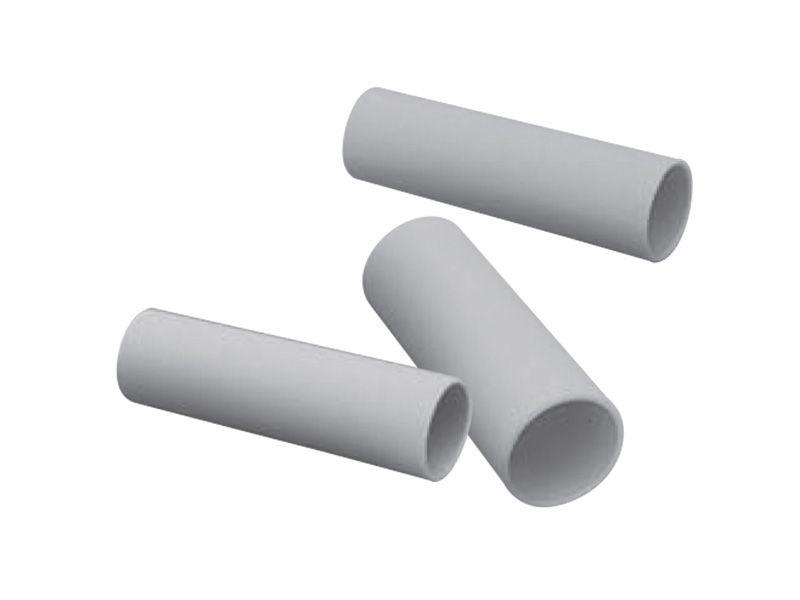 PVC - SPOJNICA ZA GLATKU CEV 180* fi 25